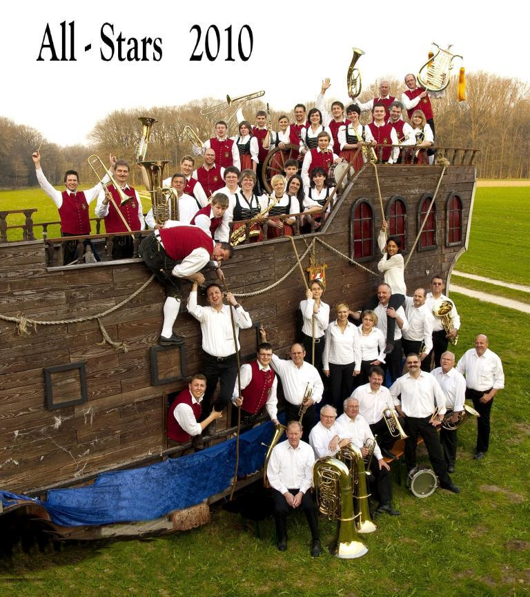 All-Stars Revival Konzert